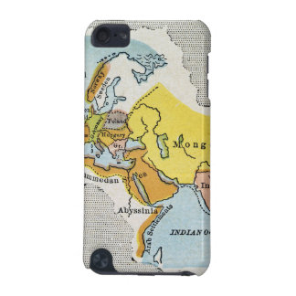 WORLD MAP, c1300. iPod Touch 5G Cases