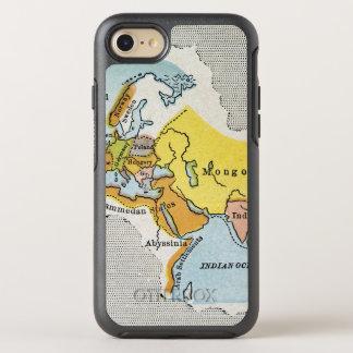 WORLD MAP, c1300. OtterBox Symmetry iPhone 7 Case