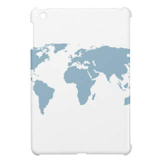 World Map Cover For The iPad Mini
