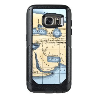 WORLD MAP: ERATOSTHENES OtterBox SAMSUNG GALAXY S7 CASE