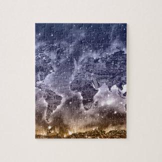 world map galaxy 2 puzzles