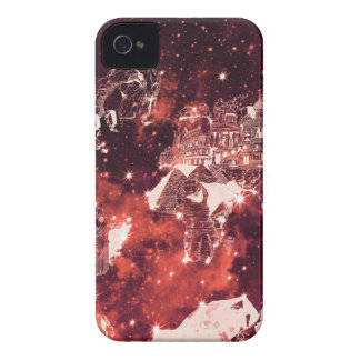 WORLD MAP GALAXY iPhone 4 COVERS
