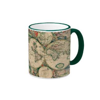 World Map Mug #2