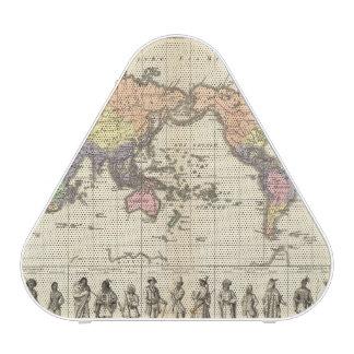 World Map of Clothing Styles Speaker