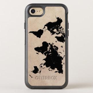 world map OtterBox symmetry iPhone 7 case