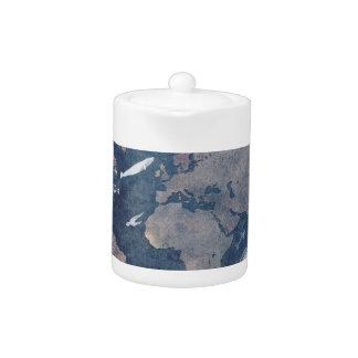 world map sealife