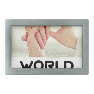 World Marriage Day - Appreciation Day Belt Buckles