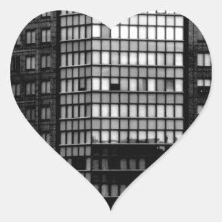 """""""World modern art photographer most famous """" Heart Sticker"""