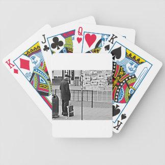 """""""World modern art photographer most famous """" Poker Deck"""