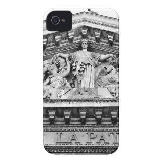 """World modern art worldwide today art komatsu iPhone 4 Case"