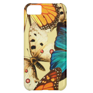 World of butterflies iPhone 5C cases
