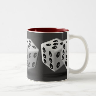 World of Dice -- Man Cave Mug