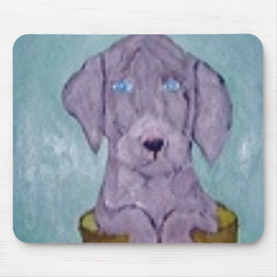world of eric dogs land mouse pad