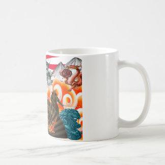 world oriental coffee mug