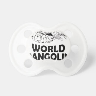 World Pangolin Day - 18th February Pacifiers