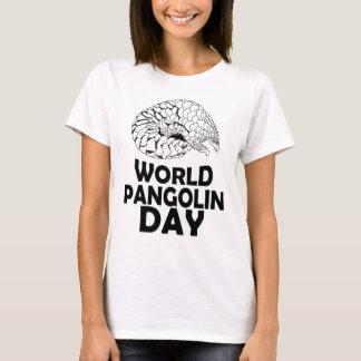 World Pangolin Day - 18th February T-Shirt