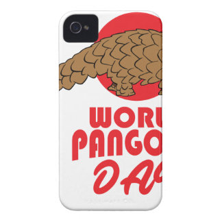 World Pangolin Day - Appreciation Day iPhone 4 Cover