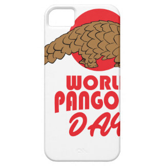 World Pangolin Day - Appreciation Day iPhone 5 Cases