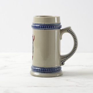 World Peace 18 Oz Beer Stein