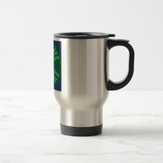 World Peace Begins With Inner Peace Travel Mug