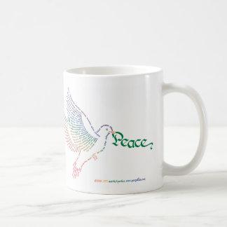 World Peace Dove Mug
