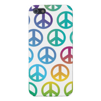 World Peace iPhone 5 Cover