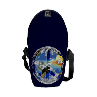 World Peace Messanger Bags Courier Bag