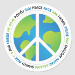 World Peace Stickers