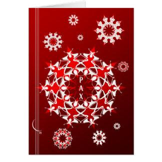 World Peace Wish Card