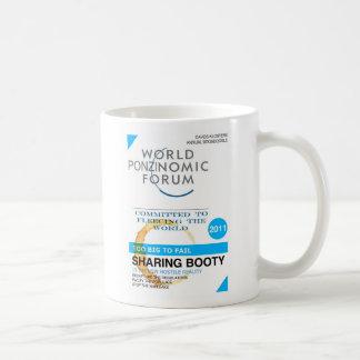 World Ponzinomic Forum Mug