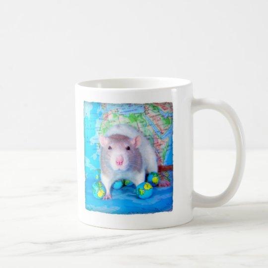 World Rat Day mug