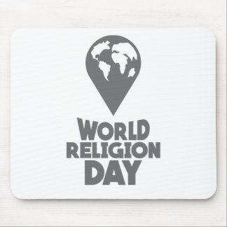World Religion Day - Appreciation Day Mouse Pad