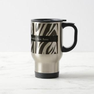 World s Best Boss Coffee Mugs
