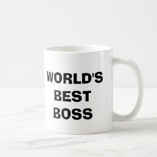 WORLD S BEST BOSS MUGS