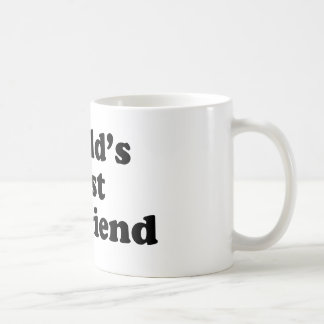 World s Best Boyfriend Coffee Mugs