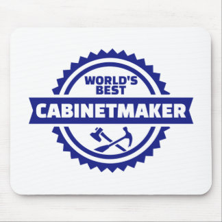 World's best cabinetmaker mouse pad