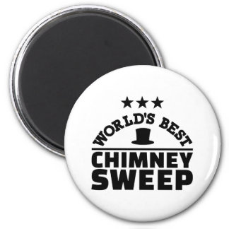 World's best chimney sweep magnet