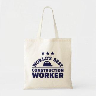 World's best construction worker