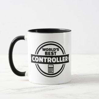 World's best controller mug