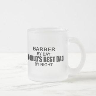 World s Best Dad - Barber Mugs