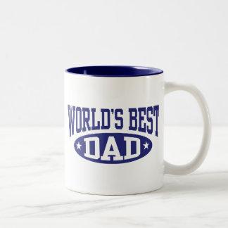 World s Best Dad Coffee Mug