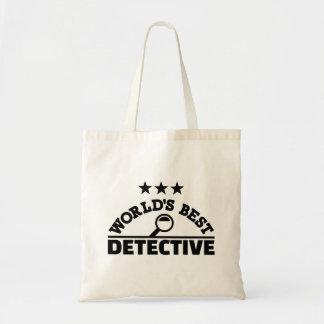 World's best detective