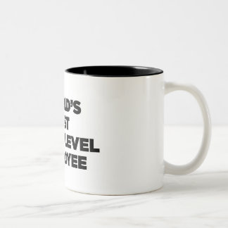 World s Best Entry Level Employee Mugs