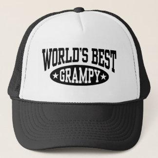 World's Best Grampy Trucker Hat