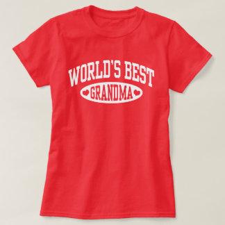 World's Best Grandma T-Shirt