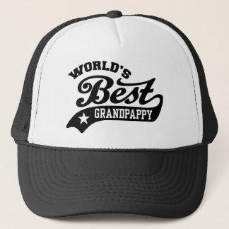World's Best Grandpappy Trucker Hat