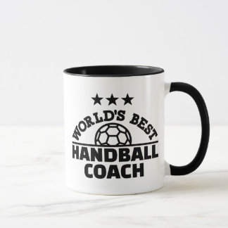 World's best Handball coach Mug