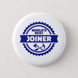 World's best joiner 2 inch round button