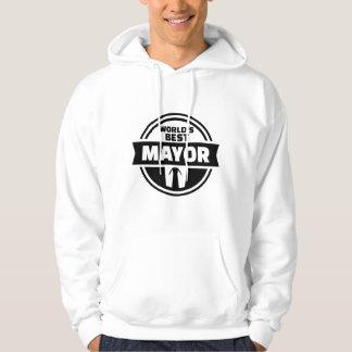 World's best mayor hoodie