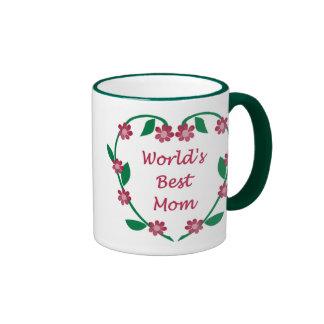World s Best Mom mug